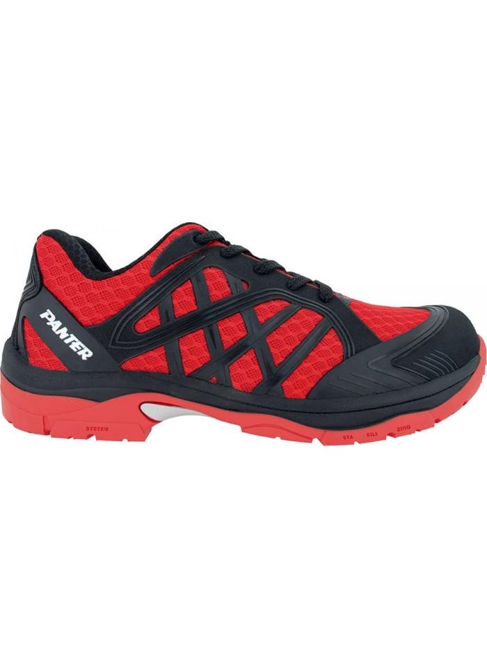 Azul Y 36 Calzado De En Color Zapato Talla Rojo Argos Seguridad 4qnWHX